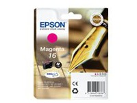 Epson 16 - magenta - original - ink cartridge (C13T16234022)