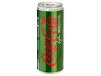 Pak met 24 blikjes Coca-Cola Life 33 cl