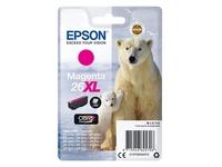 Epson 26XL - XL grootte - magenta - origineel - inktcartridge (C13T26334012)