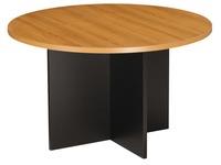Table ronde Mogano