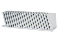Vertical organizer 112 cm, 20 slots