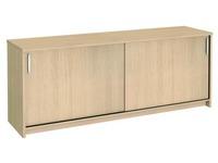 Geschirrschrank Arko H 73 x B 185 cm - Eiche