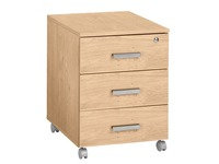 Mobile cabinet 3 drawers Eden