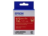 Epson LabelWorks LK-4RKK - linttape - 1 rol(len) (C53S654033)