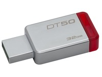 Kingston DataTraveler 50 - USB flash drive - 32 GB