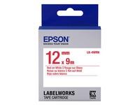 Epson LabelWorks LK-4WRN - etikettape - 1 rol(len) (C53S654011)