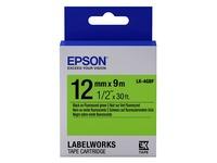 Epson LabelWorks LK-4GBF - etikettape - 1 rol(len) (C53S654018)