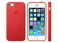 Apple (PRODUCT) RED back cover for cell phone
