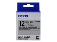 Epson LabelWorks LK-4SBM - etikettape - 1 rol(len) (C53S654019)