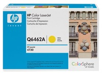 Q6462AC HP CLJ4730 CARTRIDGE YELLOW