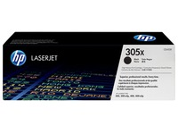 HP 305X - zwart - origineel - tonercartridge (CE410XC) - Contract (120025440903)