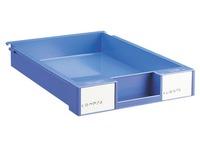 Set of 12 drawers H 5,5 cm – blue