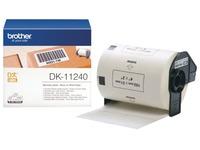 Brother DK-11240 - verzendetiketten - 600 etiket(ten) (DK11240)
