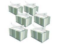 Pak 4 handdoekverdelers 70 doekjes Kleenex + 2 gratis