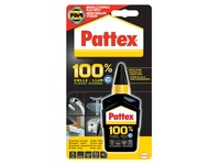EN_PATTEX COLLE 100% 50G BLISTER