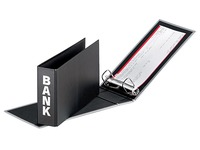 Pagna ringmap (PCR) ft 14 x 25 cm, zwart