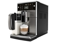 Saeco PicoBaristo SM5479 - automatic coffee machine with cappuccinatore - black/stainless steel