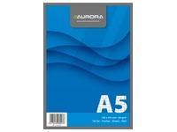 Notepad Aurora A5 148 x 210 mm 5 x 5 100 sheets