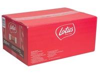 Lotus spéculoos avec chocolat, boîte de 200 pièces