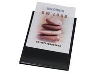 Rillstab protège-documents A5 10 pochettes, noir