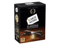 Sticks soluble coffee Carte Noire classic - box of 25