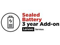 Lenovo Sealed Battery Add On - vervangende batterij - 3 jaren