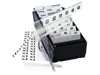 Indextabs 3L 10503 10x150mm zelfklevend wit