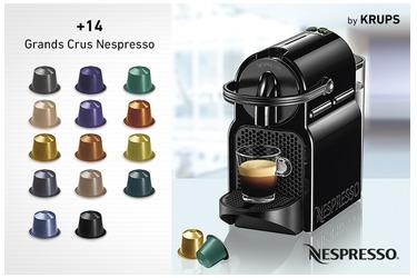My Krups Nespresso machine from 49€ ex VAT