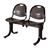 verbindbare wachtzaalstoelen verbindbare klapstoelen