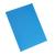 blauw papier karton a4 mapjes dossiermap