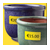 blauw groen zwart geel rond 20 15 bloem bloempot cahcpot steen €15.00 €2 prijs